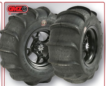gmz tire Sand Stripper HP full paddle rear 28X15-14 6ply
