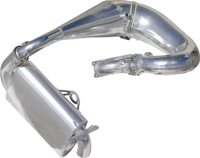 SLP Single Pipe W/ Silencer & Y-Pipe for Arctic Cat 07-10 Efi M1000, Crossfire 1000