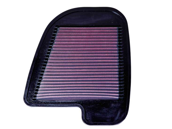 K&N KA-6502 Replacement Air Filter KAWASAKI KVF650 PRAIRIE; 2002