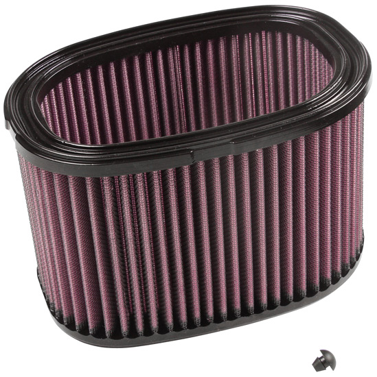 K&N KA-7408 Replacement Air Filter KAWASAKI KVF750 BRUTE FORCE 4X4I; 08-09