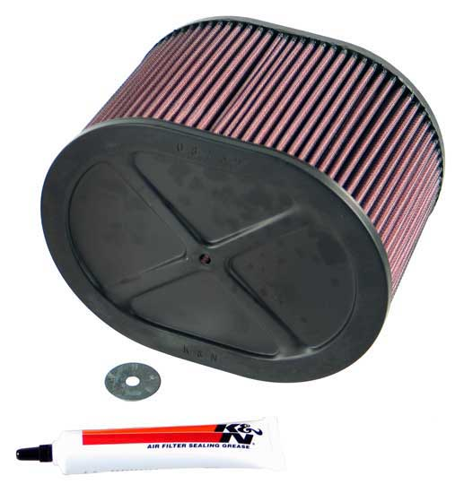 K&N KA-7504 Replacement Air Filter KAWASAKI KVF650/750 BRUTE FORCE 05-09