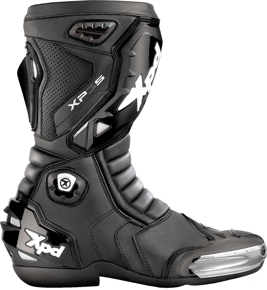 XP3-S BOOTS BLACK E47/US12