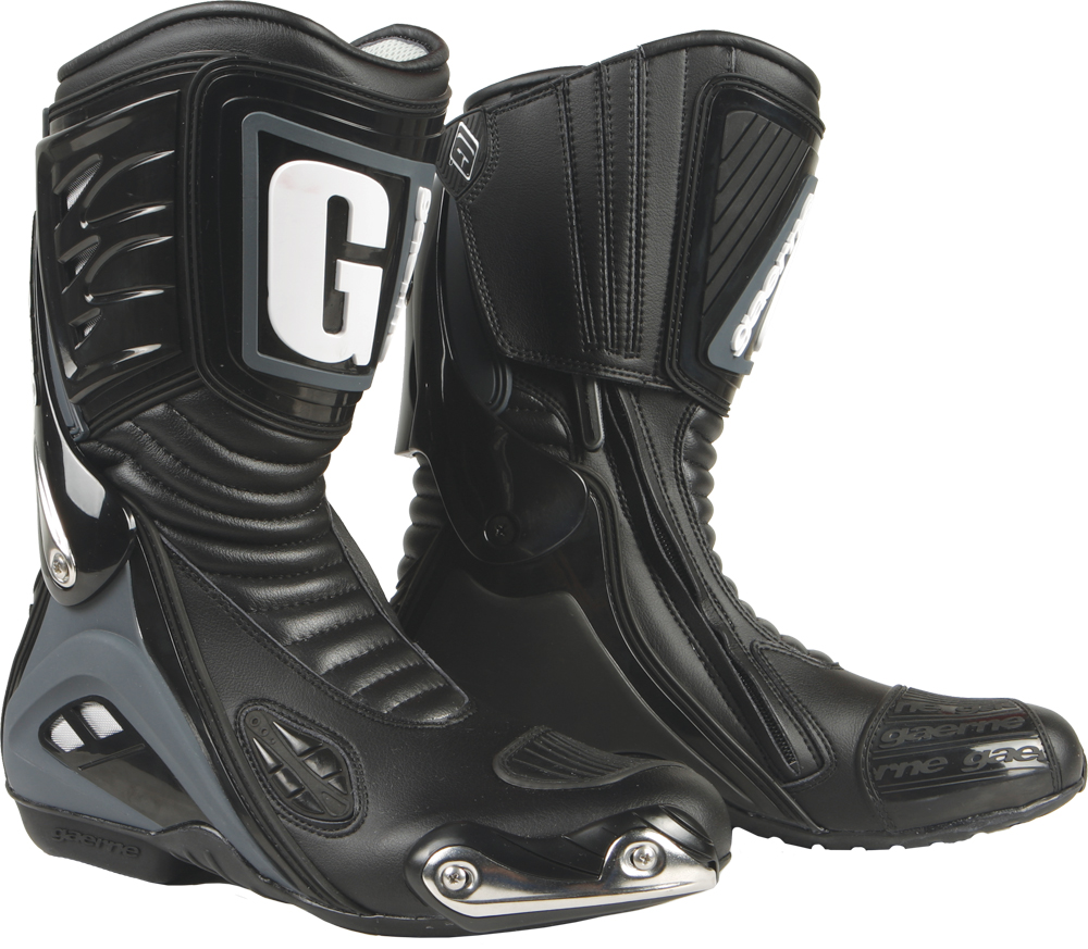 G_RW ROAD RACE BOOTS BLACK 8