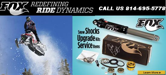 Snowmobile Fox Shocks