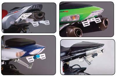 Puig - BMW - Fender Eliminator Kit