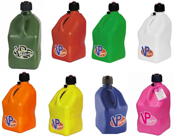 Vp Square Utility Racing Fuel jugs