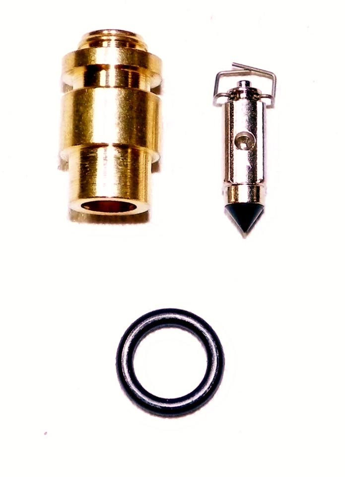 WSM 2.0 Mikuni replacement needle and seat