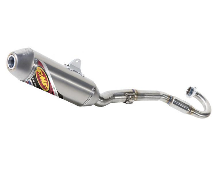 Big Gun EVO R Slip On Exhaust Pipe Muffler CANAM Can am DS450 DS 450 2008-2015