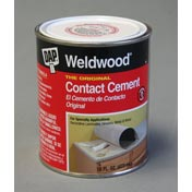 Hydro-turf Contact Cement Mat Glue 16OZ