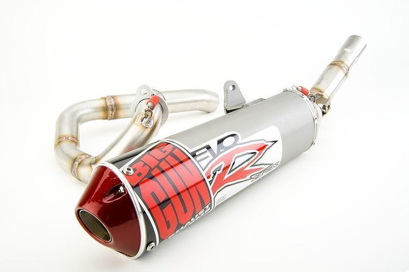 EVO-R MX Complete Exhaust System KTM 450 SX-F 2011-2012
