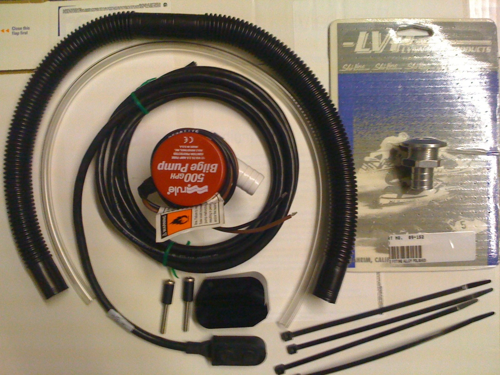 Wire Bilge Pump Kits Center Rule 750 Wiring Moreover Automatic Diagram Yamaha 96 701 Superjet Waveblaster Kit 12 1172 148 68 Rh Ad Discountperformance Com Manual Ship