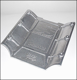 R&D Ride Plate for Kawasaki 750 SS / XI SPEED PLATE