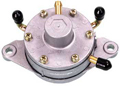 Mikuni Fuel Pump Dual Outlet - Round - Flush Mount DF52-73