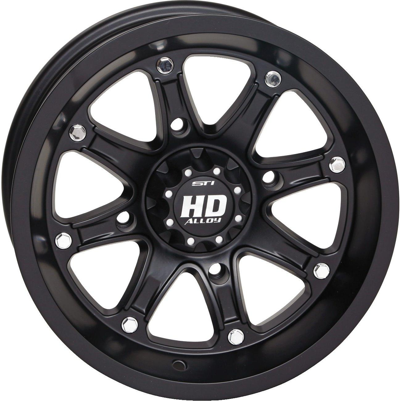 "STI - HD4 14"" Wheel - Matte Black"