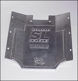 R&D SPEED PLATE for Polaris 650/700/750/780 SL pro 785