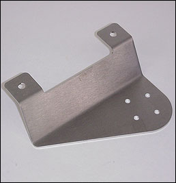 Kawasaki SXR 800 Rule Bridge Pump Mounting Bracket