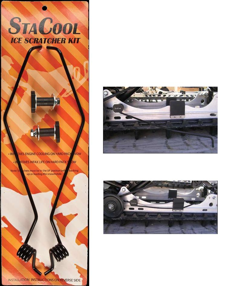 StaCool ice Scratcher kit
