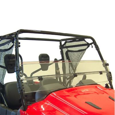 Kolpin Half Folding Windshield - Honda Big Red