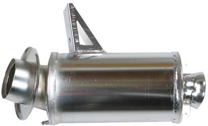 Rumble Pack Silencers for 07-09 Arctic Cat M8, Crossfire 800