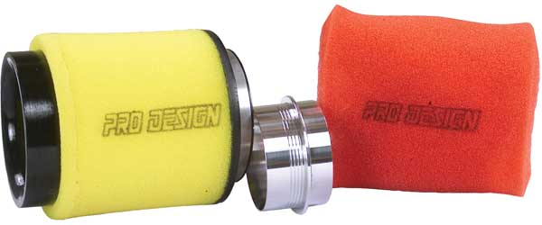 Pro Design Pro Flow Air Filter Foam Kit For Honda TRX 400 EX 1999-2006