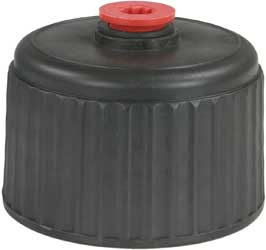 LC Utility Containers 5 Gallon Gas jug replacement Lid Complete