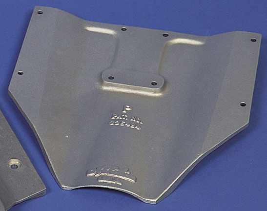 Jet Dynamics Ride Plate Extended For Kawasaki 750 SXI & 750 SX