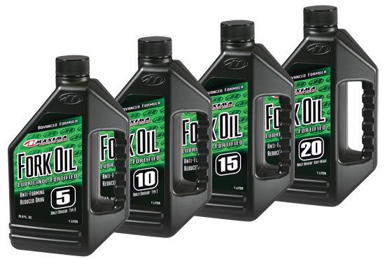 Maxima Fork Oil 5W 16 OZ