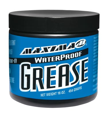 Maxima Oil Waterproof Grease 16 OZ
