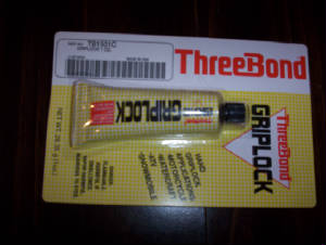 Three Bond Grip Lock Grip Glue