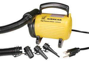 AIRHEAD Hi-Pressure Air Pump for tubes