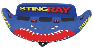 AIRHEAD® STING RAY 3 person tube
