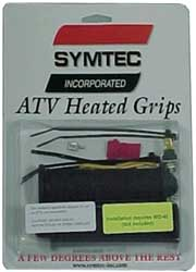Symtec Heated Grips W/ Rocker switch For Snowmobiles