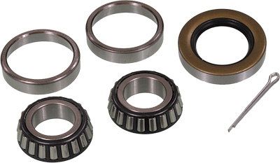 WPS trailer wheel BEARING KIT 1""
