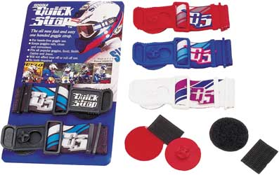 ROKO Goggle Quick Strap Mounting System