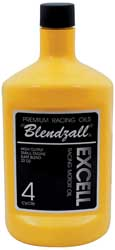 Blendzall Excell 4 cycle oil 20W/50 1 Gallon