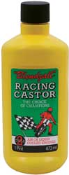 Blendzall Racing Castor lube 2 cycle 1 gallon