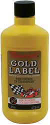 Blendzall Fuel Gold Lable 2 or 4 cycle oil 16.OZ