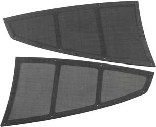2 Cool - Arctic Cat - Crossfire M-Series Side Air Vents Pair