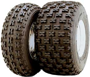 ITP Holeshot Atv Tire (Front)