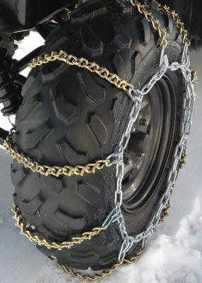 Cycle Country V-Bar Chains