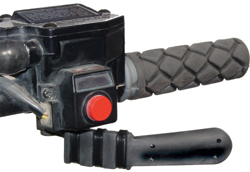 All Rite ATV Products Thumbuddy Throttle extender