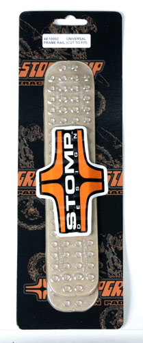 "Stomp Grip 1.75"" X 8.25"" Universal sheet for ATV's, Dirtbike's, Streetbike's, Snowboards & Watercraft"