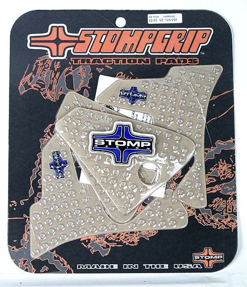 Stomp Grip Yamaha YZ 125/250 2002-2006 Airbox/Side Panel