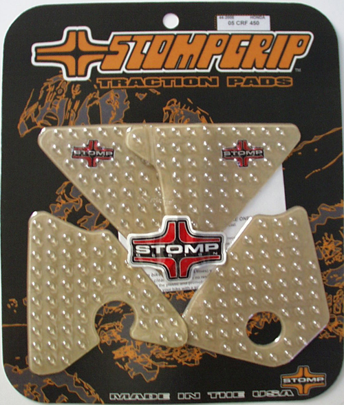 Stomp Grip Honda CRF 450R Airbox/Side Panel 2005-2006