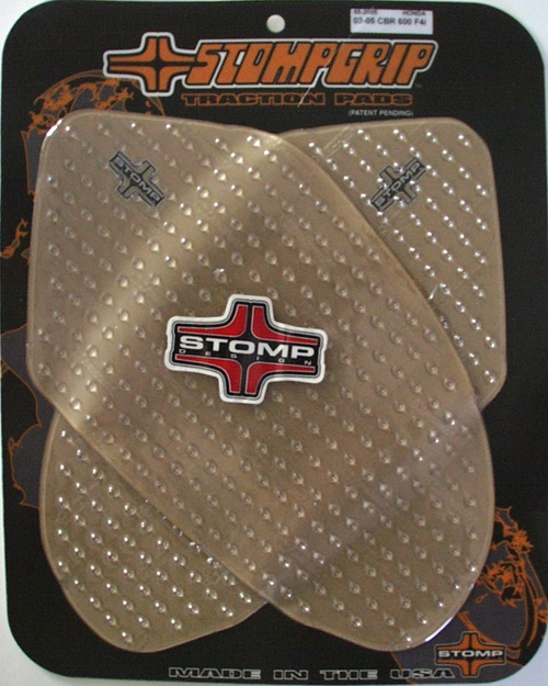Stomp Grip Honda CBR600F4i 2001-2006 Tank Kit