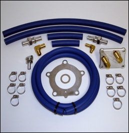 R&D FZR/SHO Engine/Intercooler Cooling Kit