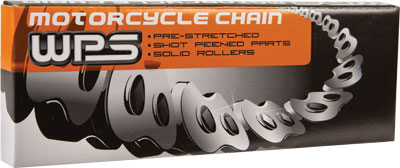 WPS Motorcycle/ATV Chains
