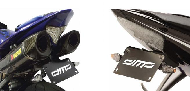 DMP - Suzuki - Fender Eliminators