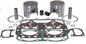 WSM Top End Rebuild Kit with gaskets For Kawasaki 750
