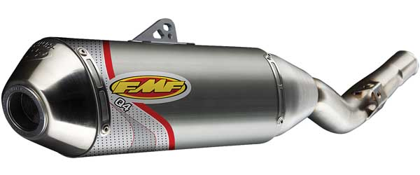FMF ATV POLARIS OUTLAW 525 IRS 2007 Q4 S/A MUFFLER